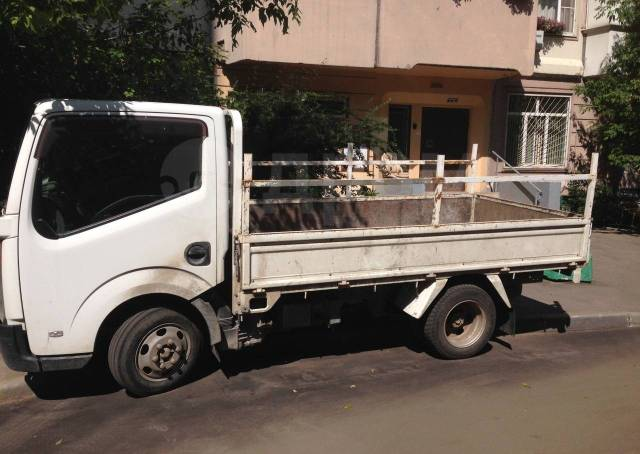 Nissan Atlas. Грузовик 2009, 2 000куб. см., 1 500кг., 4x2