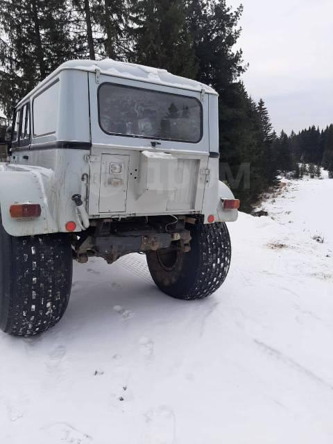 Трэкол. Снегоболотоход Трекол, 1 850кг.