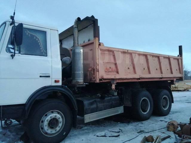 МАЗ 551605. Продам МАЗ -грузовой самосвал с прицепом., 20 000кг.