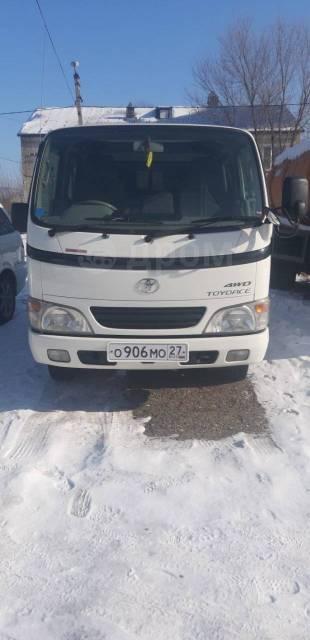Toyota ToyoAce. Продается грузовик Toyota ACE, 1 250кг., 4x4
