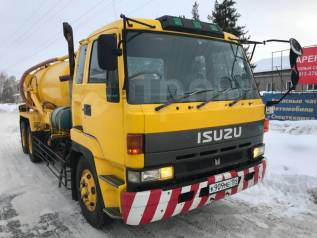 Isuzu Forward. Продам илосос 9куб Исудзу форвард, 11 762 куб. см.