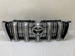 Решетка радиатора. Toyota Land Cruiser Prado, GDJ150, GRJ150, GRJ151W, GDJ150L, GRJ150W, KDJ150, TRJ150, TRJ150L, GDJ150W, KDJ150L, TRJ150W, GDJ151W...