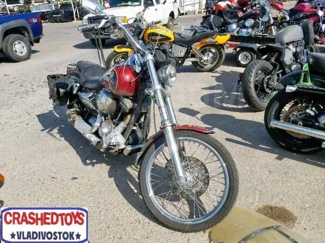 Harley-Davidson Dyna Wide Glide FXDWG. 1 590куб. см., исправен, птс, без пробега