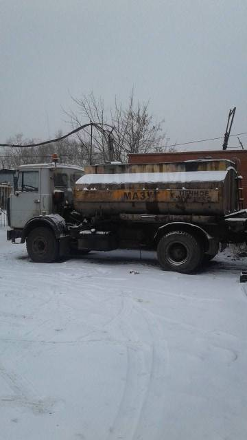 МАЗ 5337. Продам бензовоз ., 11 150куб. см., 8 500кг., 4x2