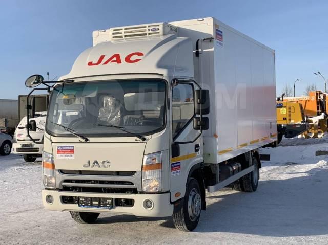 JAC N80. Изотермический фургон (Isuzu) 5 тонн - от официального дилера, 3 760куб. см., 4 970кг., 4x2