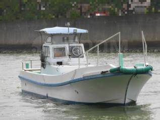 Продам Шхуна рыболовная транспортная Yamaha