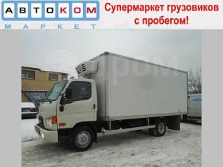 Hyundai HD78. Hyundai hd 78 рефрижератор (0095), 3 900куб. см., 5 000кг., 4x2