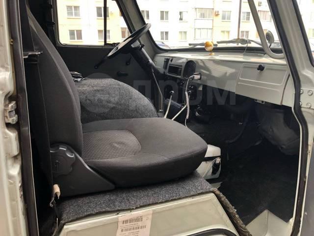 УАЗ-374195. УАЗ 374195-05 грузовой фургон, 2 693куб. см., 2 845кг., 4x4