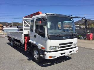 Isuzu Forward. Манипулятор, 5 000 кг., 4x2. Под заказ
