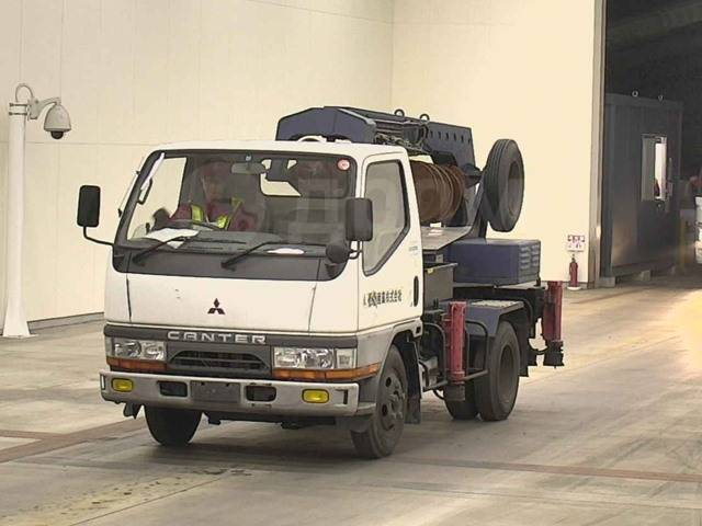 Mitsubishi Fuso Canter. Продам автобуровую Canter, 3 600куб. см.