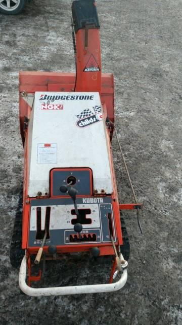 Kubota. Снегоуборочник KSR9WR, 450куб. см.