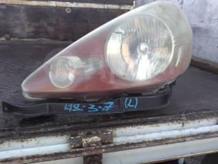 Фара Honda FIT, GD1, левая ксенон