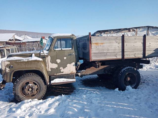 ГАЗ 52-01. Газ 52 сомосвал без документов, 2 000кг., 4x2. Под заказ
