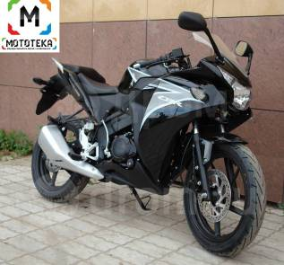 Motoland CBR 250 Мототека, 2020