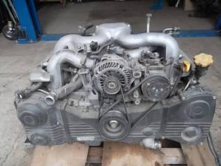 Двигатель Субару EJ204 2.0л