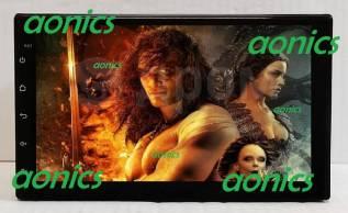 """Магнитола 2DIN Универсальная на Android /wi-fi/GPS/BT/7"""" CAM Aonics"""