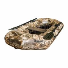Лодка надувная гребная Leader Компакт 220 камуфляж 2,2м