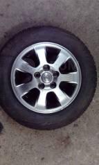 Комплект литых дисков Toyota на зимней резине