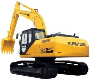 Sumitomo SH240-5. Гусеничный экскаватор , 1,30куб. м. Под заказ