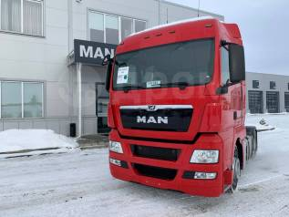 MAN TGX 18.440, 2020
