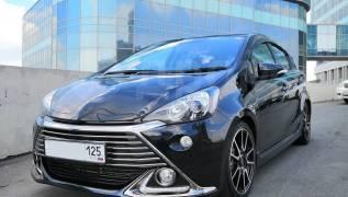 Прокат аренда Toyota Aqua.