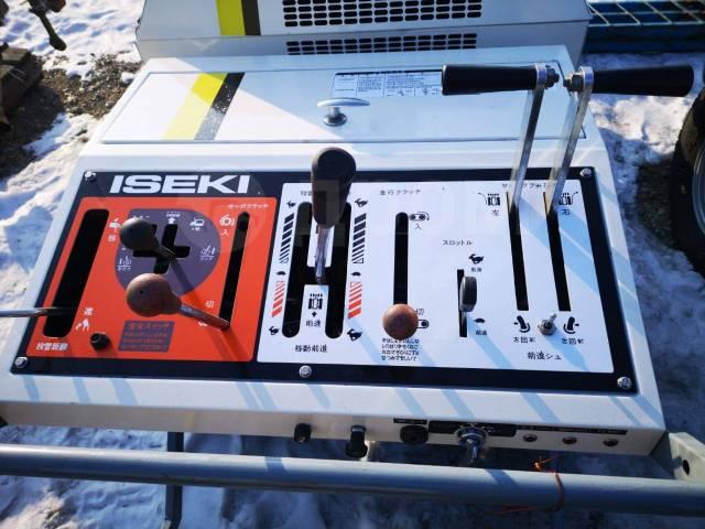 Iseki. Продам Японский самоходный шнекоротор 22