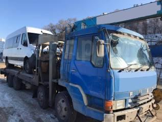 Заберу попутно из Уссурийска во Владивосток технику Услуги эвакуатора