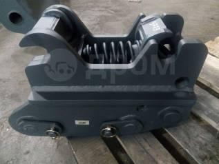 Быстросъем /квик каплер для Case 580/570/590/595/695 Кейс