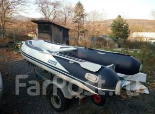 Лодка RIB Forward MX 350
