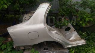 Крыло заднее правое Chevrolet Lanos T100 2004-2010