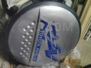 Чехол запасного колеса RAV4.