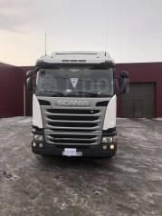 Scania G400LA. Продам Scania в сцепке с полуприцепом Mega, 13 000куб. см., 19 000кг., 4x2