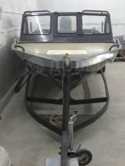 Продам катер Шаман 550