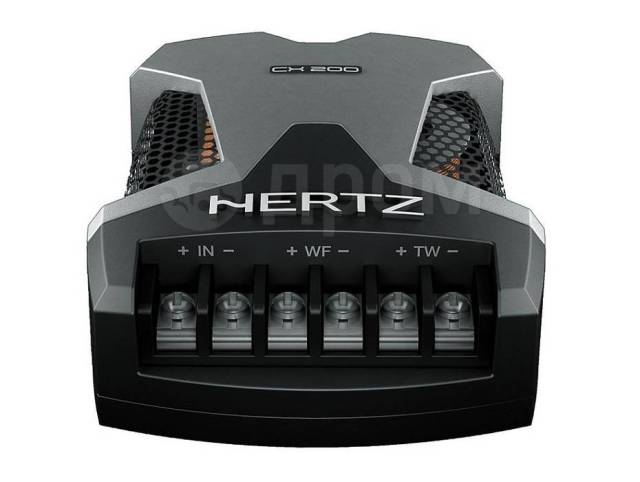 Кроссоверы Hertz CX-200.5