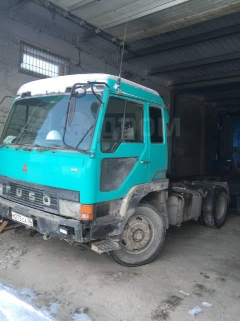 Mitsubishi Fuso. Продам седельный тягач MMC Fuso под контейнеровоз, 16 000куб. см., 39 190кг., 4x2