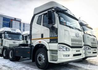 FAW J6. Тягач FAW 6x4 2020 от официального дилера, 11 040куб. см., 60 000кг., 6x4
