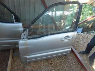 Дверь левая передняя Suzuki Escudo TL52W, J20A, TD52W