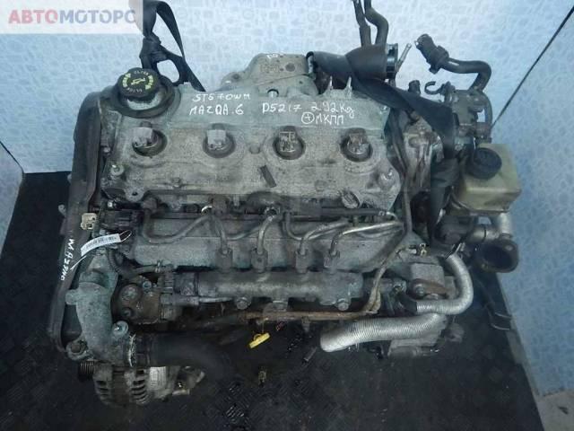 Двигатель в сборе. Mazda: Mazda3, Mazda6, Mazda5, Mazda6 MPS RF7J. Под заказ