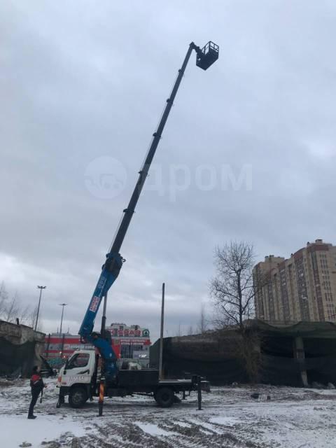 Dasan Skyman DS-300EL. Продается автовышка 28 метров, 3 907куб. см., 28,00м.