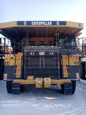 Caterpillar, 2018