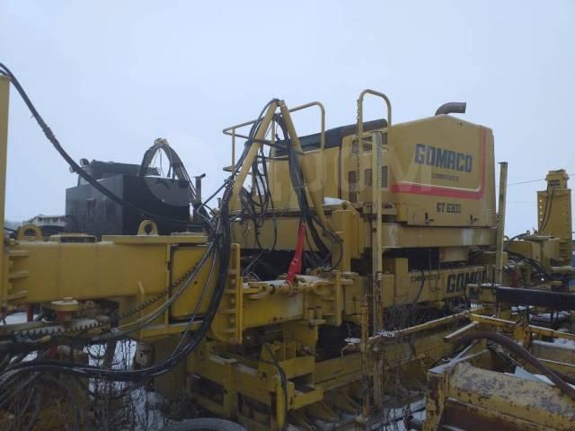 Gomaco. Профилировщик укладчик бетона 9500+ GT 6300