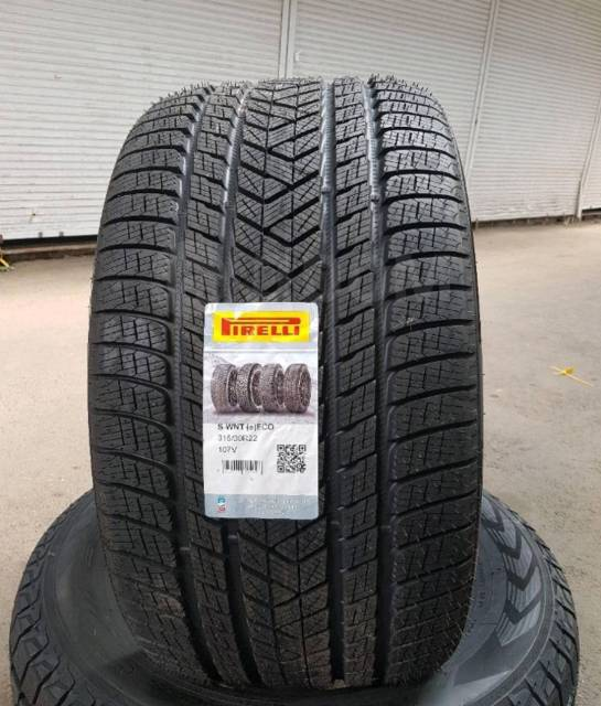 Pirelli Scorpion Winter, 315/30 R22, 275 35 R22