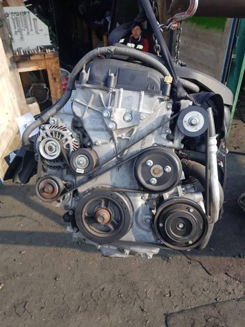 Двигатель в сборе. Mazda Mazda3, BK Mazda Mazda6, GG, GH Mazda Mazda5, CR LF17, LF5H, LFDE, LF18, LFF7, LFVE
