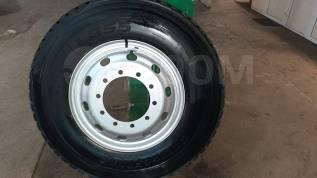Bridgestone L355. всесезонные, б/у, износ 30%
