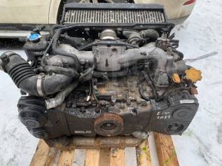 Контрактный двигатель EJ20T EJ205 SG