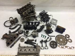 Двигатель 2NZ в разбор по запчастям