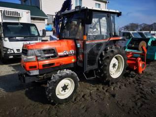 Kubota. Продам японский минитрактор GL25 (Трактор с ПСМ), 27 л.с.