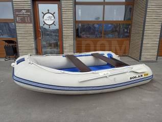 Надувная лодка Solar 310 во Владивостоке