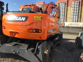 Doosan DX160 W, 2020