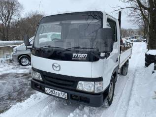 Mazda Titan. Грузовик бортовой, 2 000куб. см., 1 500кг., 4x2